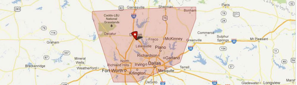 R Eyes Home Inspector services all of North Texas